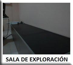 Sala de exploración